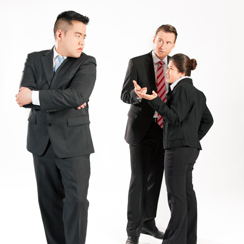 Workplace harassment and bullying