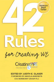 42 Rules for Creating WE
